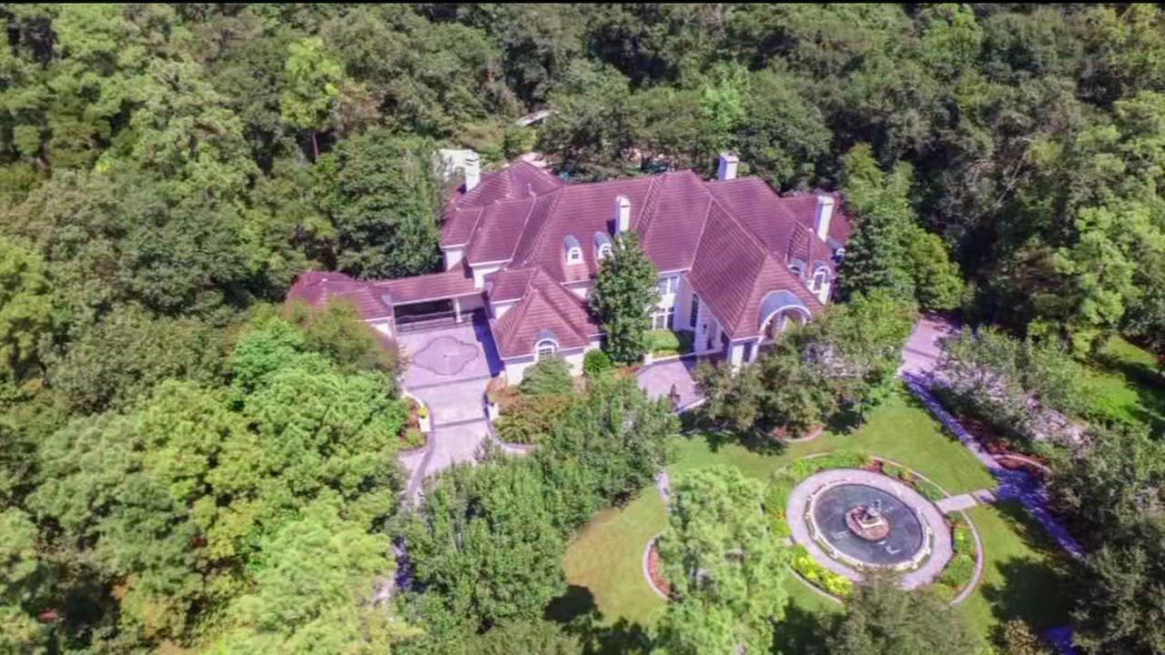 The Woodlands famous Blair Mansion up for auction