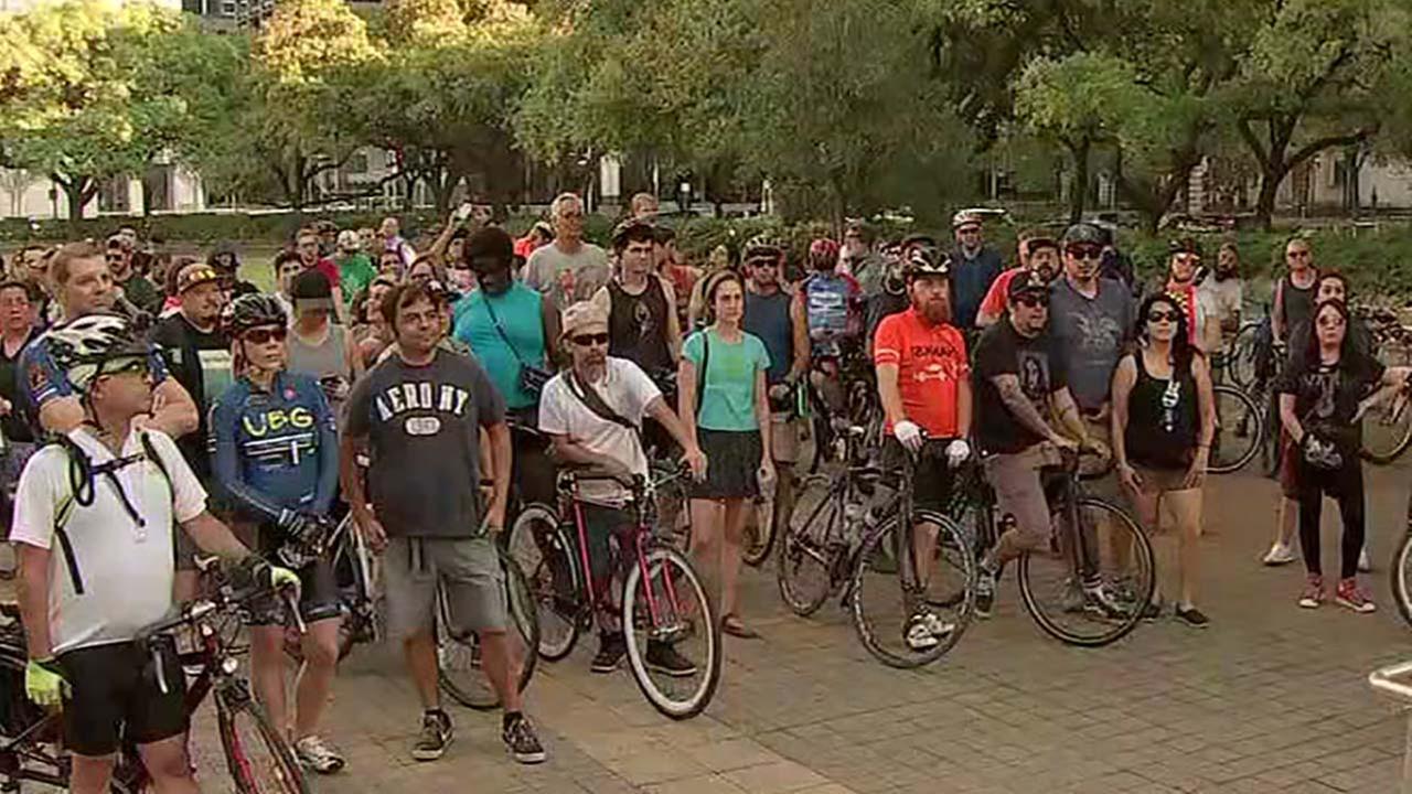 Houston city council approves new bike plan
