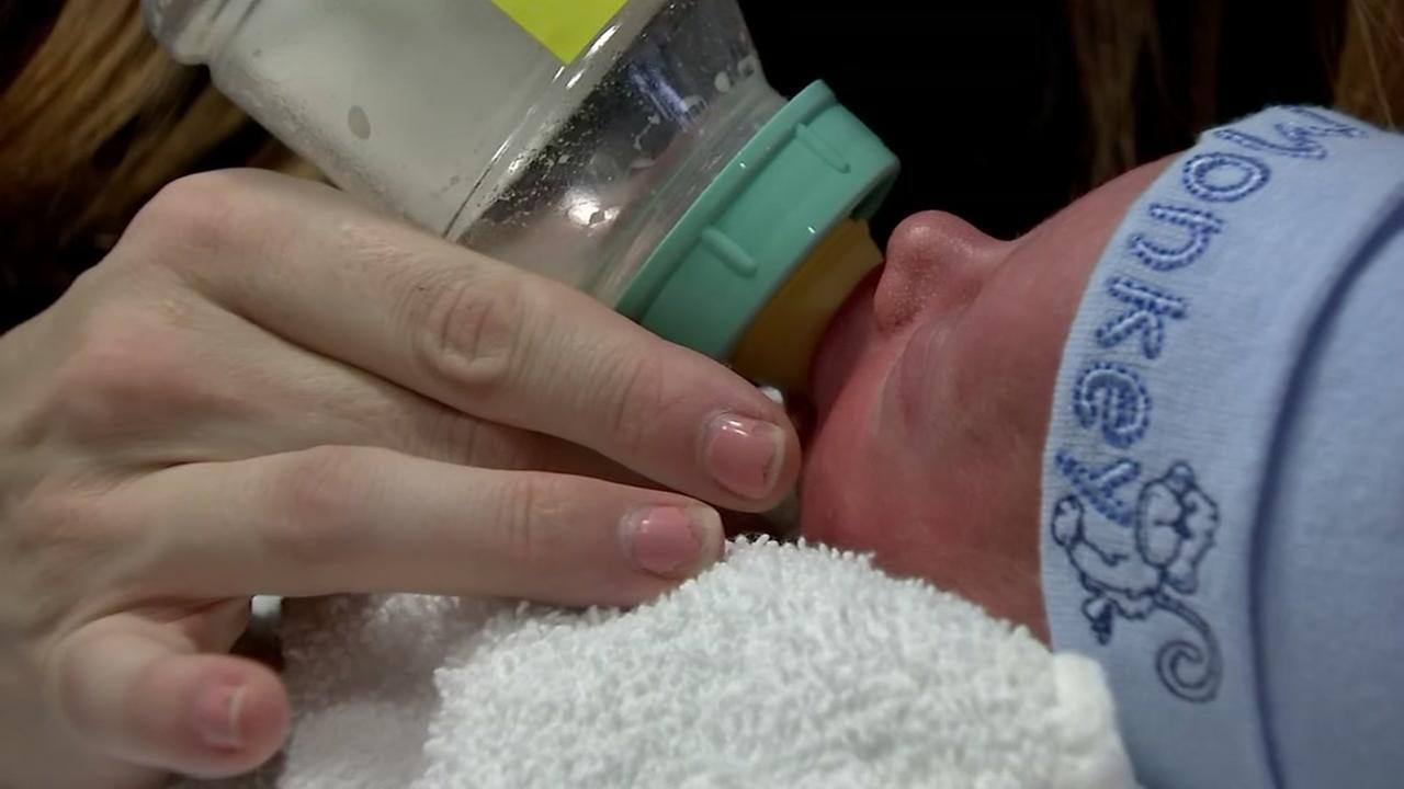 Specialized procedure helps save twins before birth