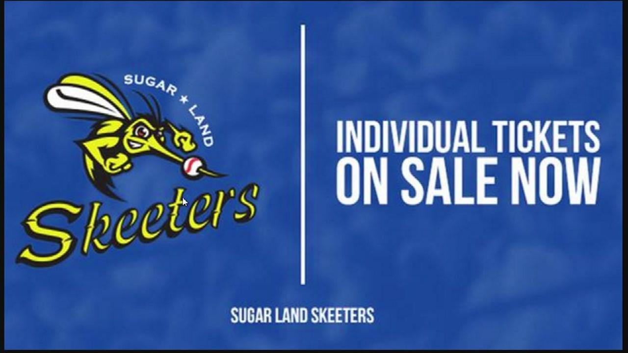 Sugar Land Skeeters tickets on sale for new season