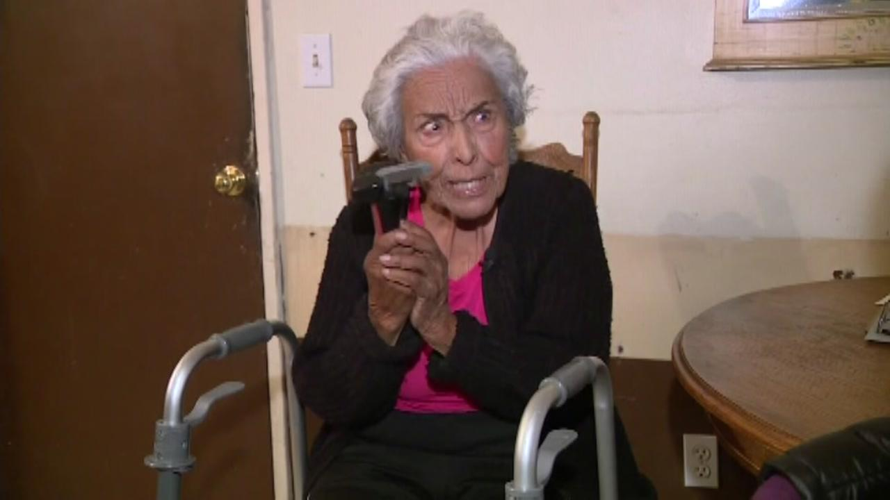 Carjacker takes 99-year old on harrowing joyride