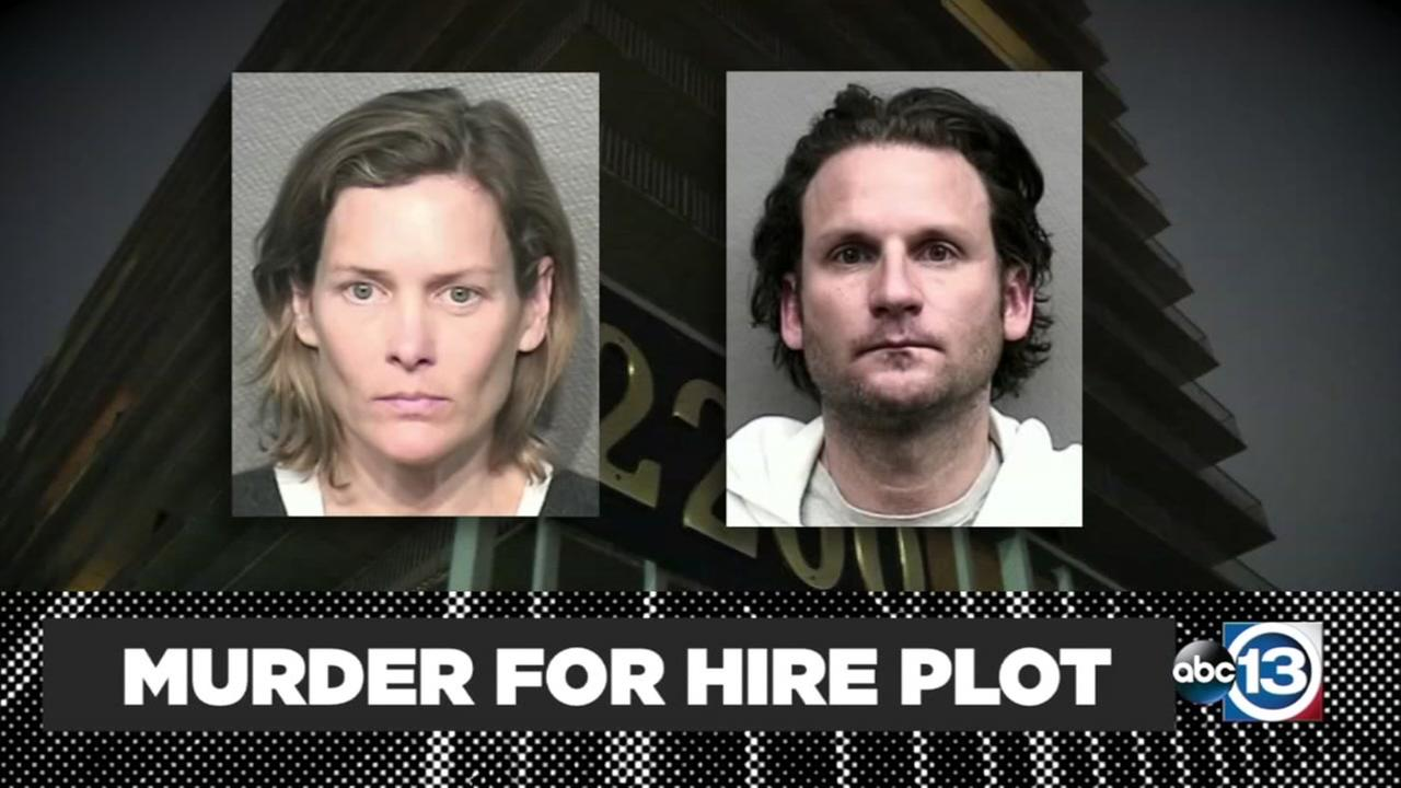 Timeline of alleged murder for hire plot charges