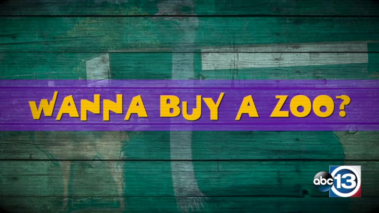 So you think you want to buy a zoo?