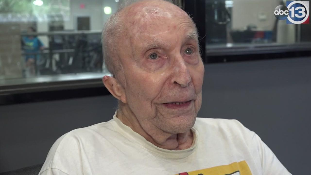 Houston man celebrating 104th birthday