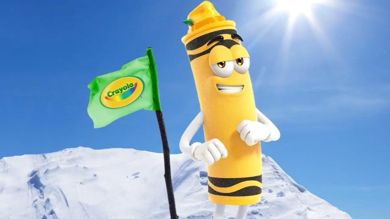 Crayola announces the retirement of Dandelion