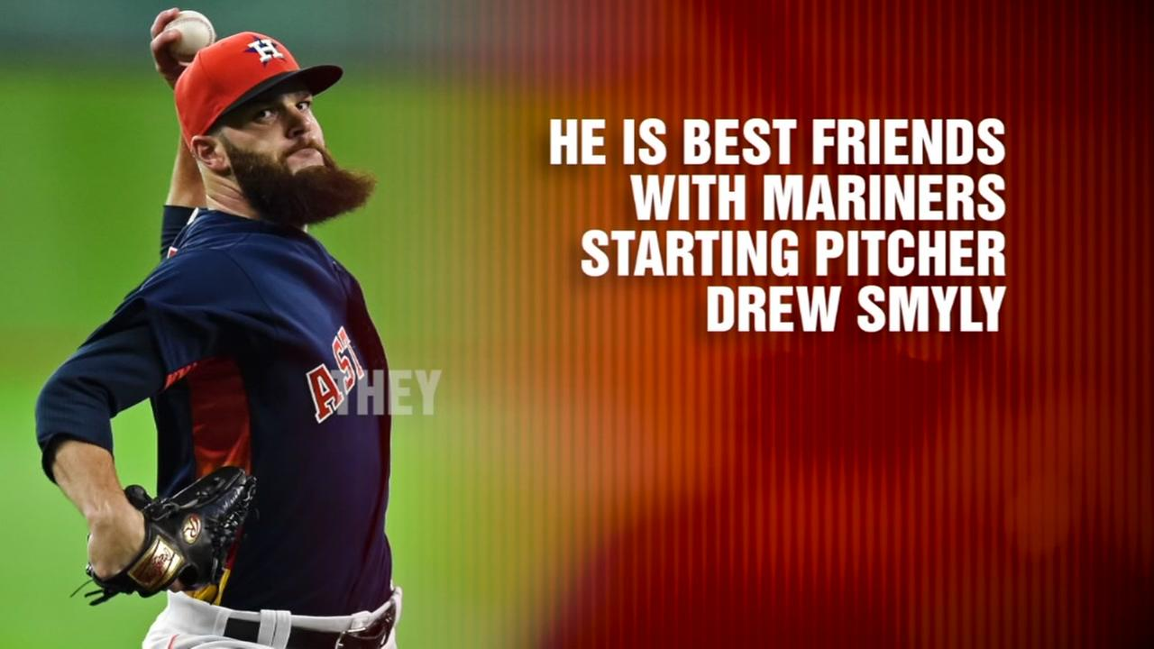 Top 5 things you didnt know about Dallas Keuchel