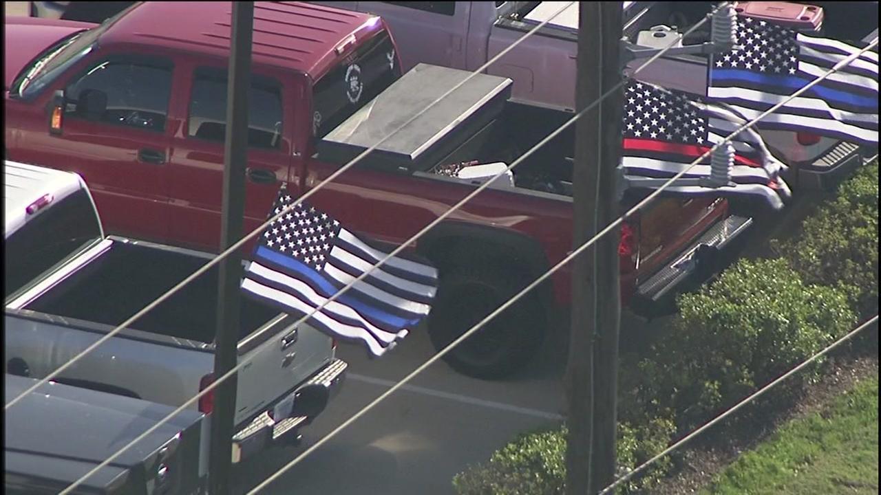 Vigils held for Asst. Deputy Constable Clint Greenwood