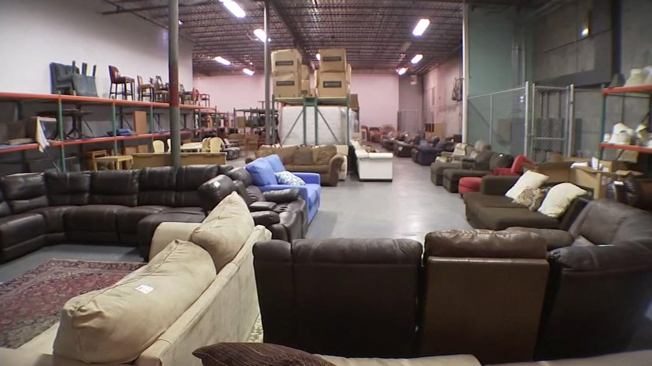 City view houston furniture bank lending a helping hand for Furniture bank