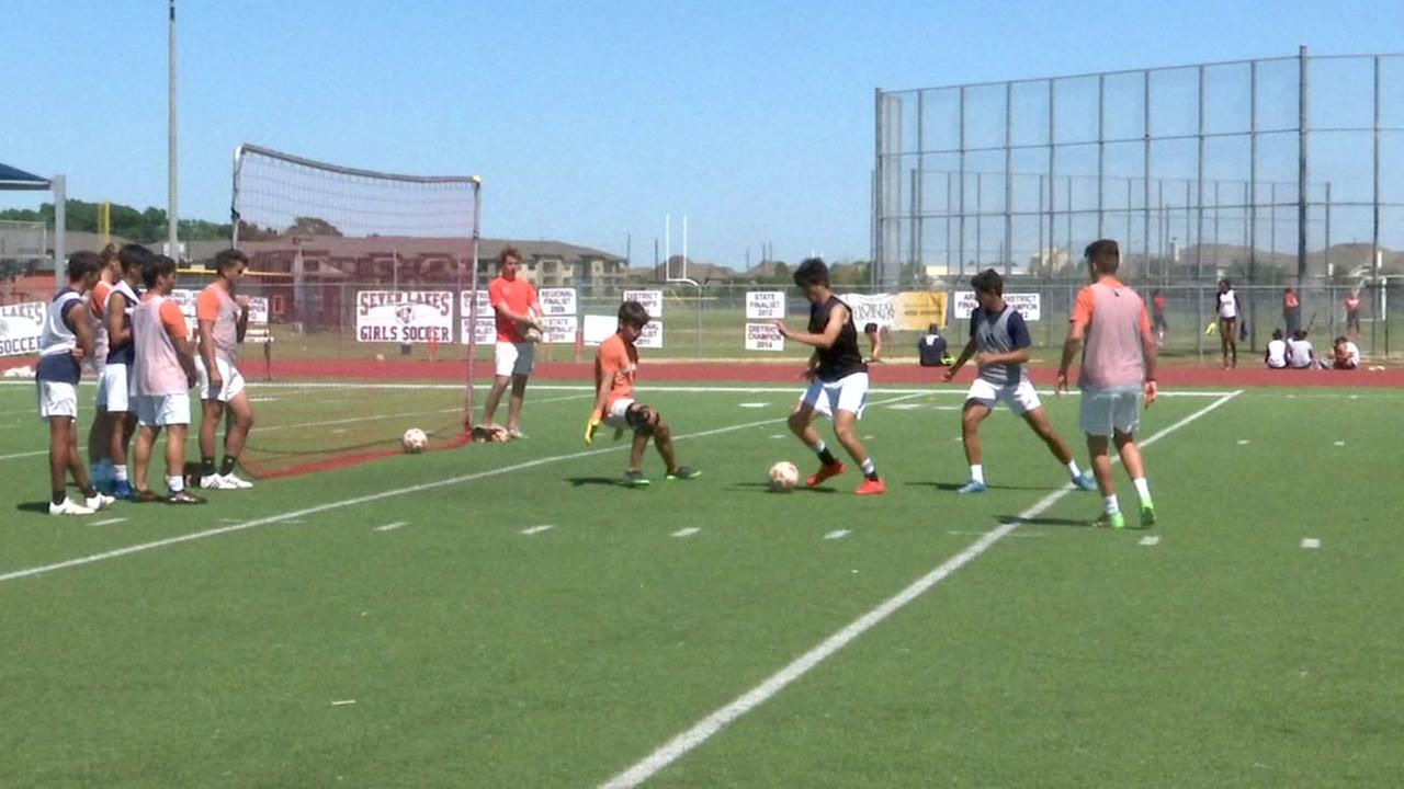 Seven Lakes soccer program is having a breakout year