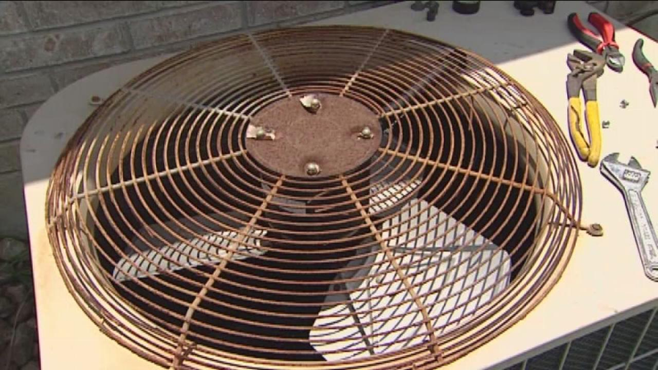 Family takes A/C repair fight to Action 13, gets results