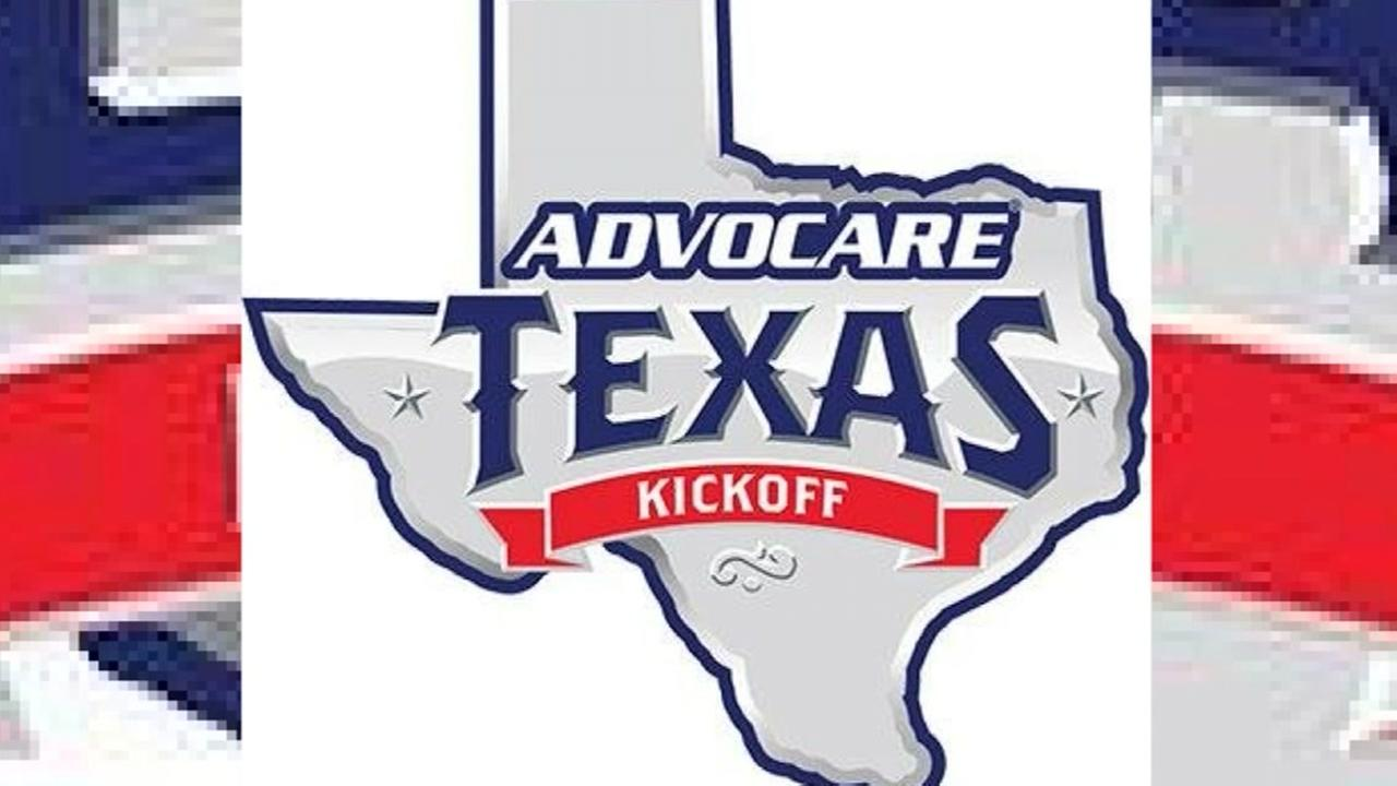 2017 Advocare Texas Kickoff tickets on sale April 19.