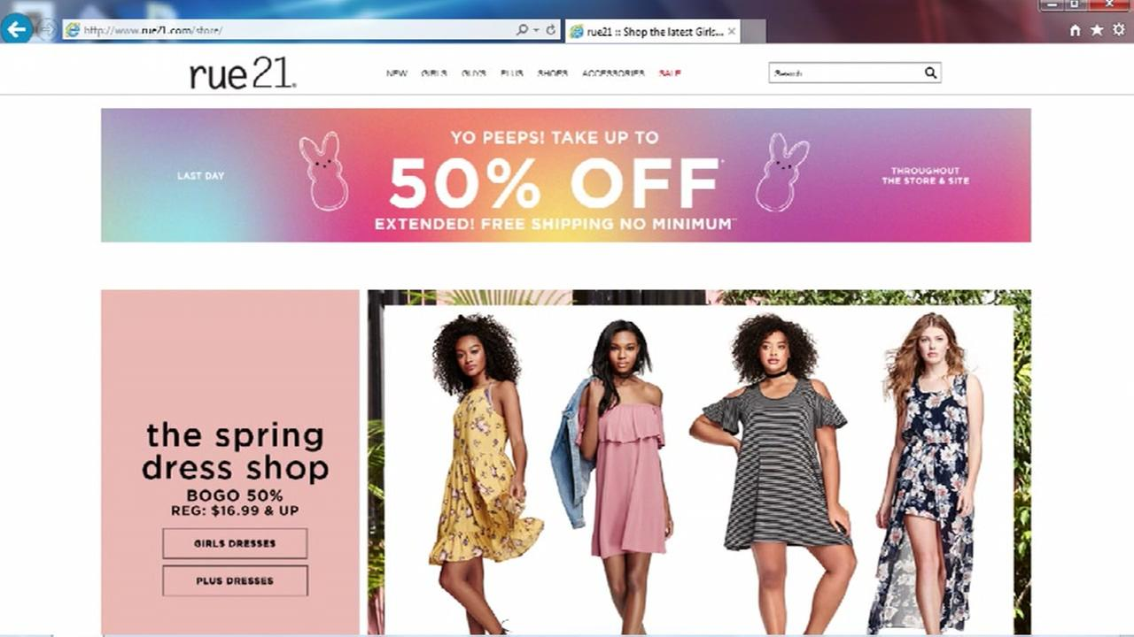 rue21 closing 400 stores across the U.S.