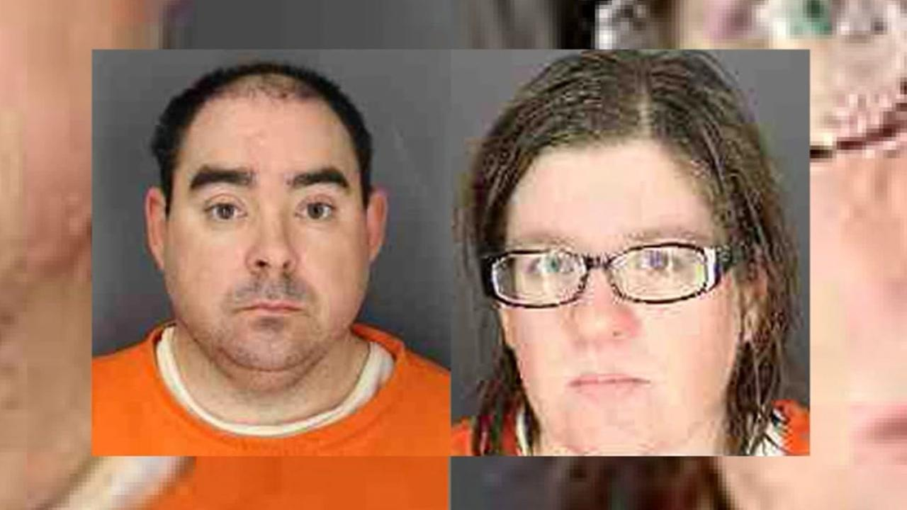 Couple accused of killing son.