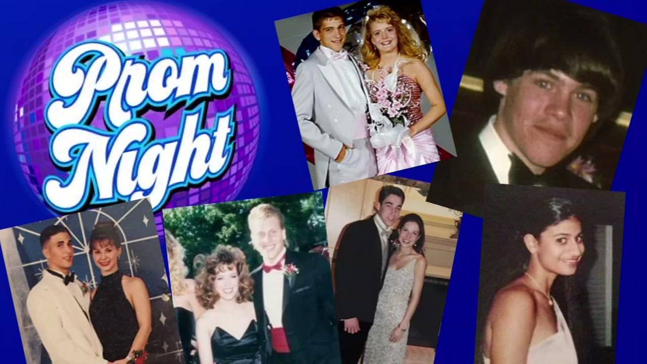 Check out ABC13s anchor and reporter prom pictures
