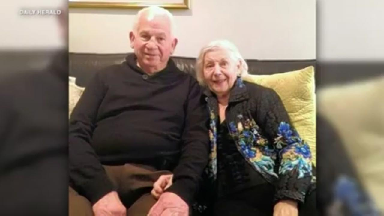 Illinois couple married for 69 years dies just 40 minutes apart