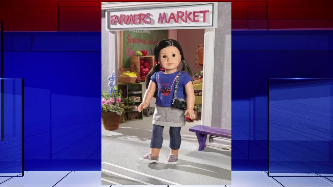 New American girl dolls to be released