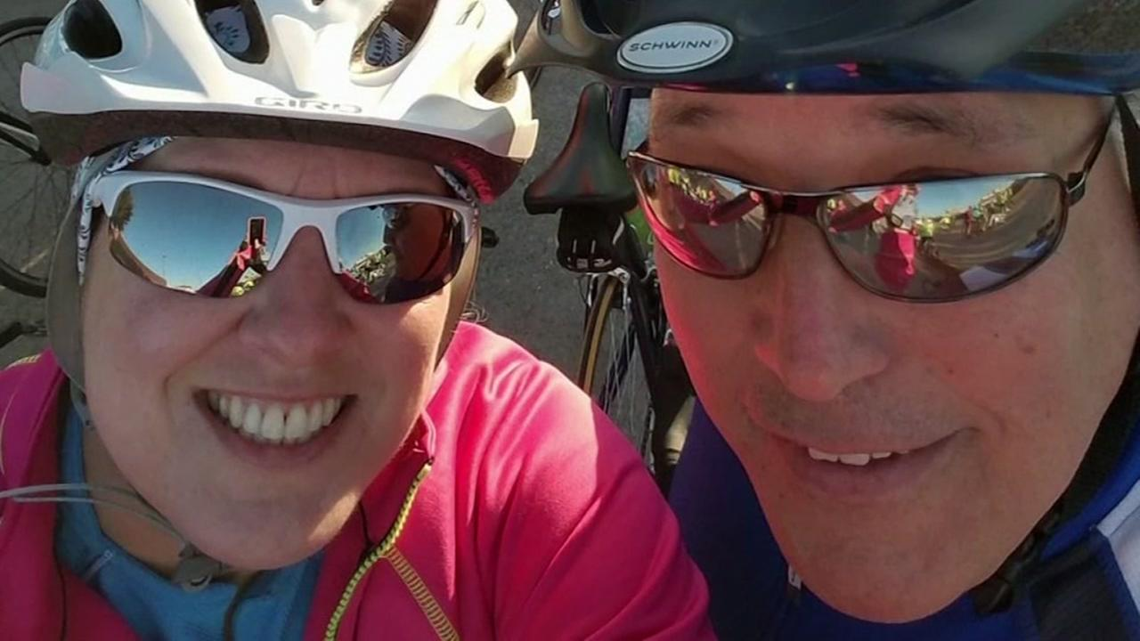 Husband to honor late wife just weeks after deadly bike crash