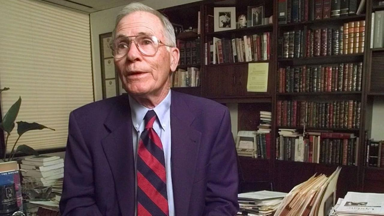 Legendary Houston attorney Richard Racehorse Haynes passes away