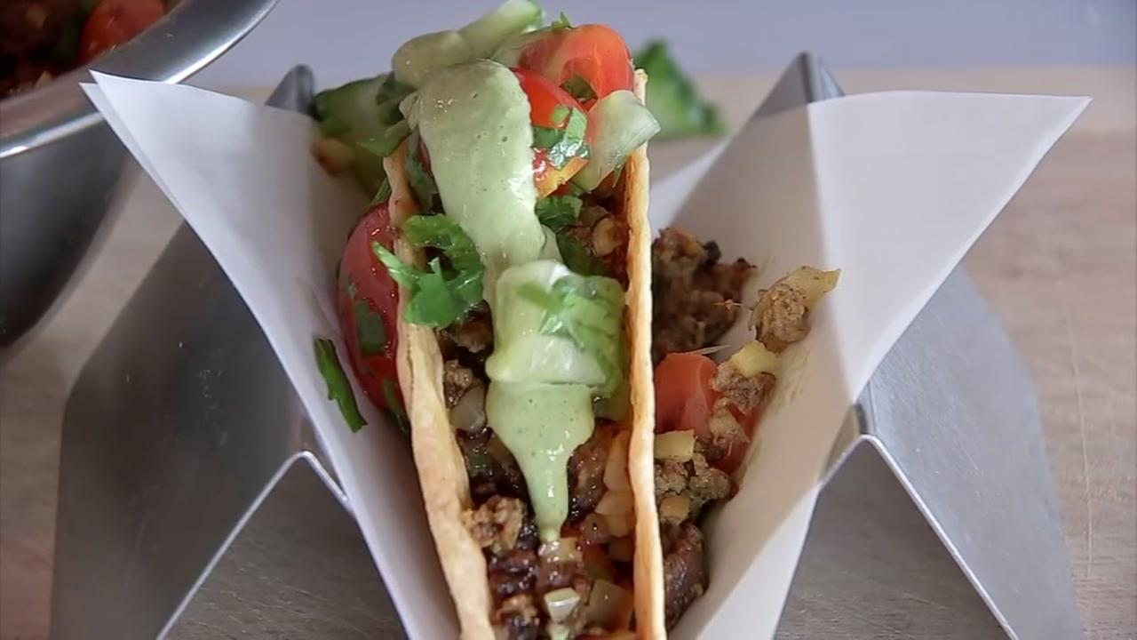 Lets Eat: Lamb keema tacos from Fusion Taco