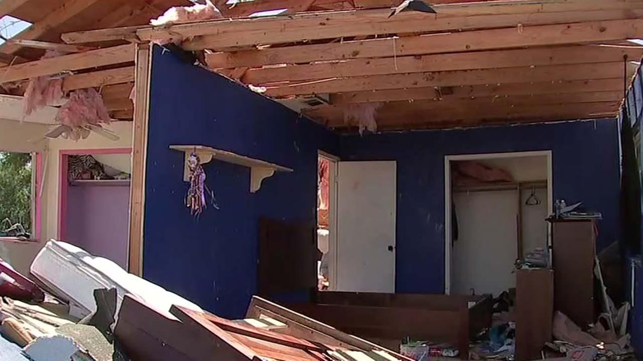 East Texas families who lost homes in tornadoes