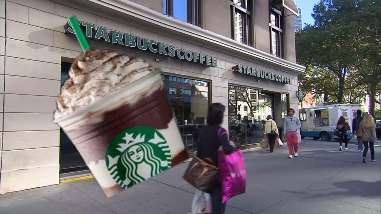 Starbucks follows up Unicorn Frappuccino, with Midnight Mint Mocha frappuccino