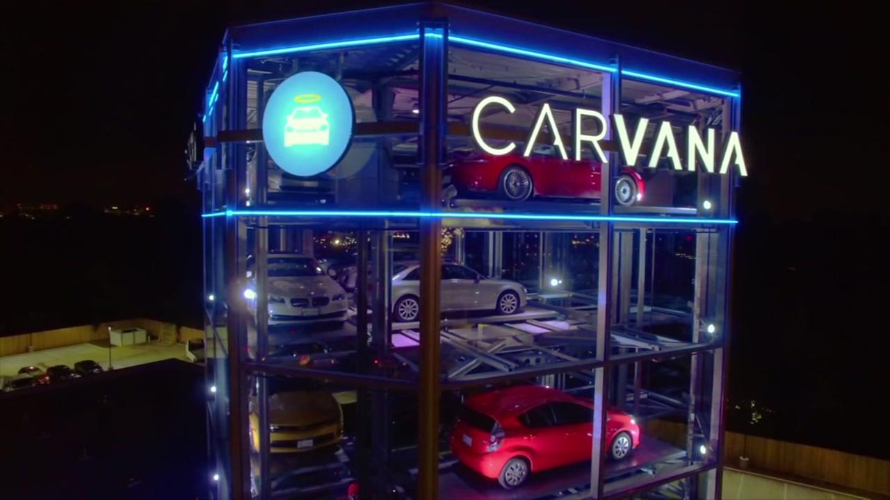 Cool Spaces - Carvana
