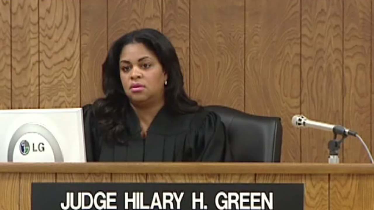 Judge accused of drug abuse