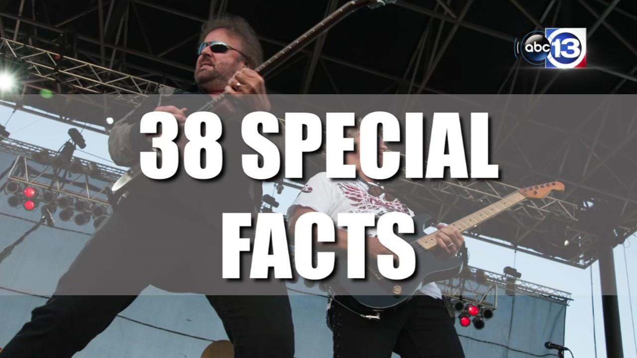 Out-and-about with 38 Special