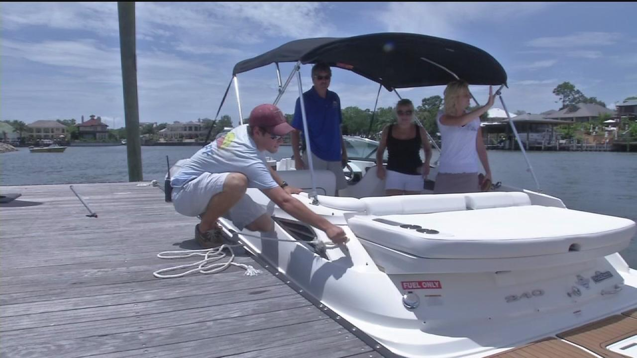 Get On Board! Boating the affordable way