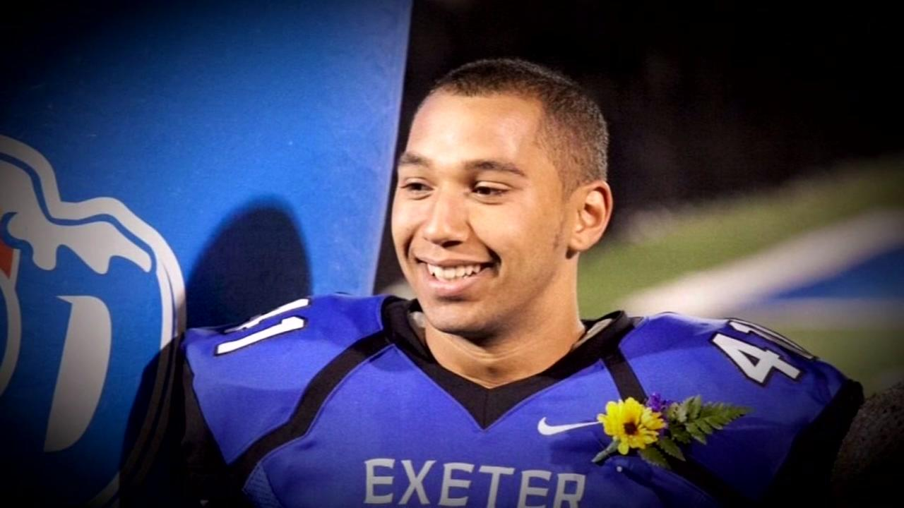 Penn State fraternity brother speaks out after hazing death.