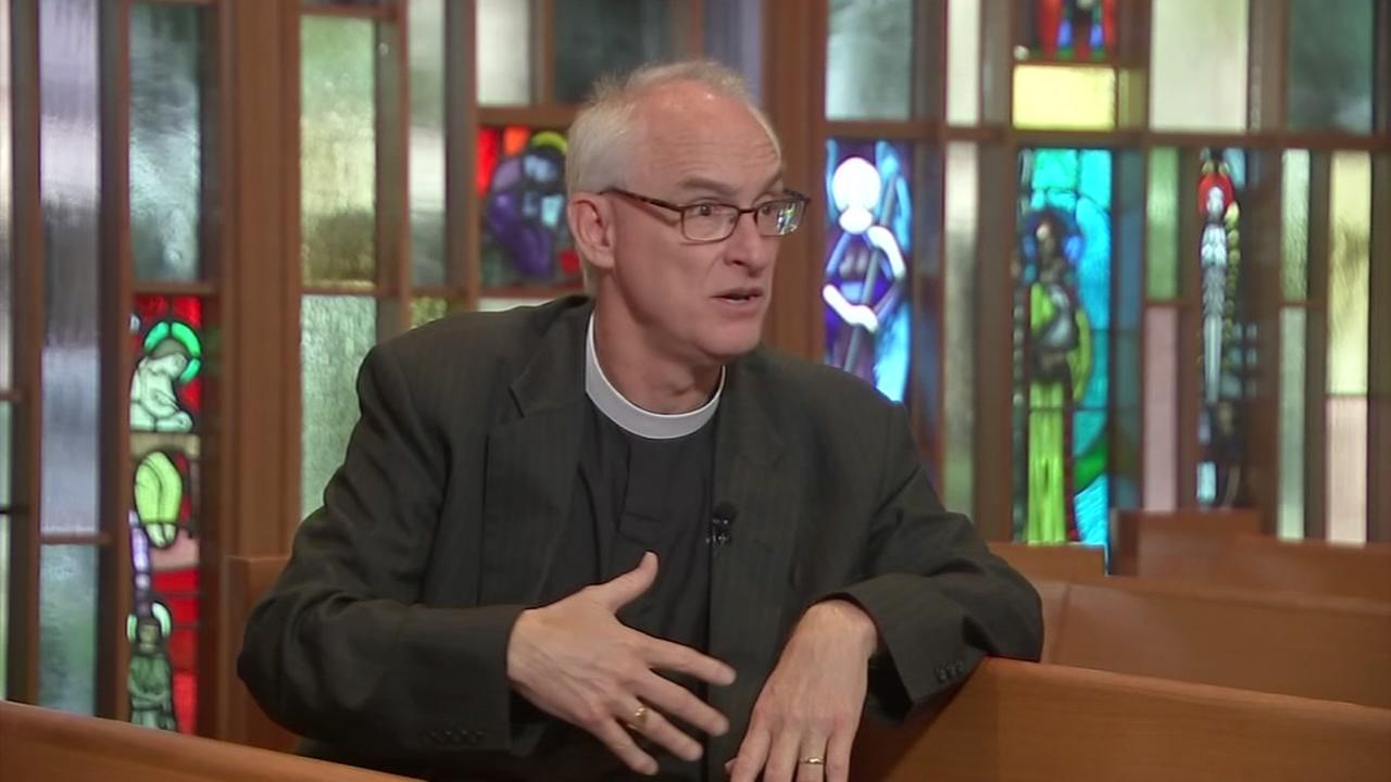 Former atheist turns priest