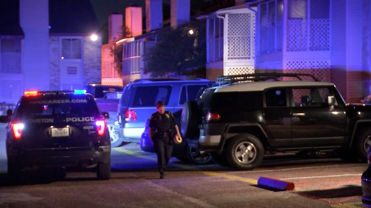 Man dies after N. Houston apartment shooting
