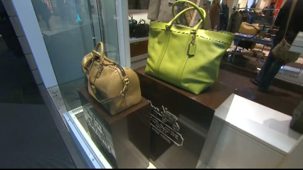 Handbag giant Coach buys Kate Spade for $2.4 billion