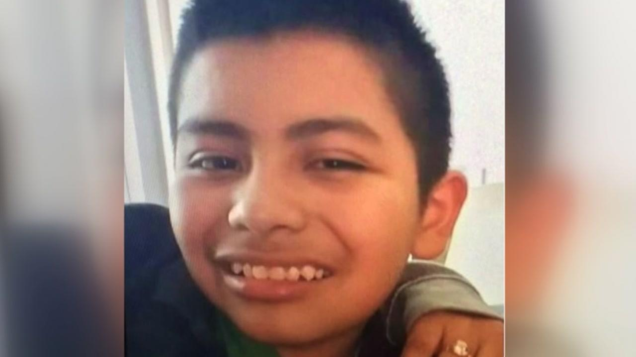 Police are searching fo rmissing autistic boy
