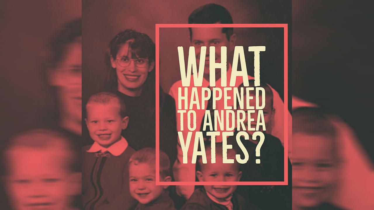 Where is Andrea Yates now?
