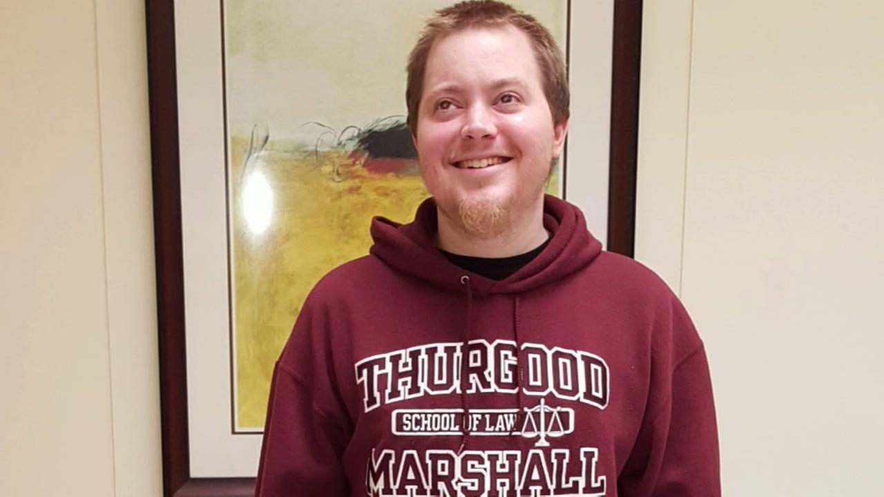 Blind TSU law student set to graduate