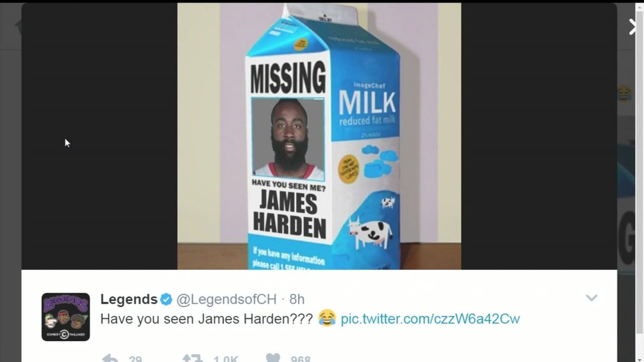 Social media mocks Rockets crushing defeat