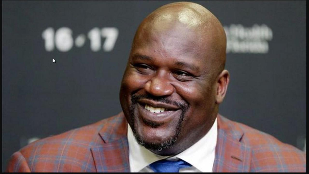 Shaq for Sheriff? Laker legend looks to run