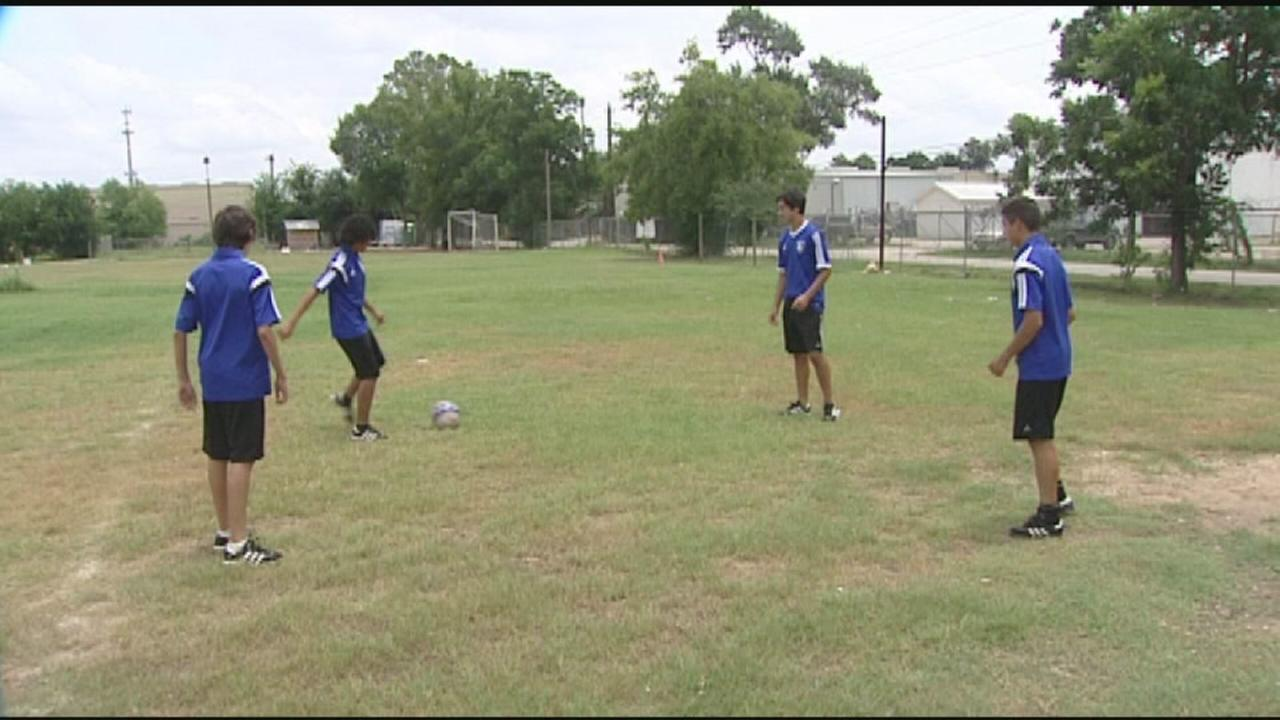 Soccer team raising money to attend national championship