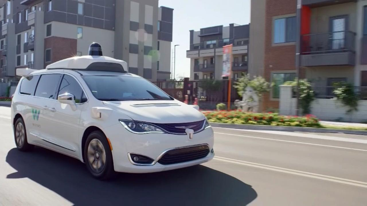 Lyft, Waymo looking to partner on self-driving vehicles.