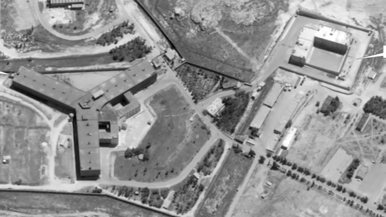 U.S. accuses Syria of using crematorium to hide mass killings of political opponents.