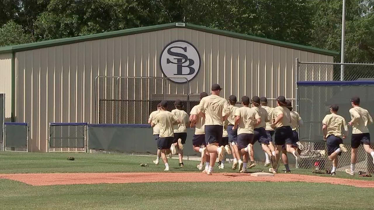 Second Baptist headed back to baseball championship