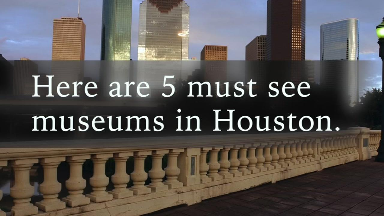 Five must-see museums in Houston
