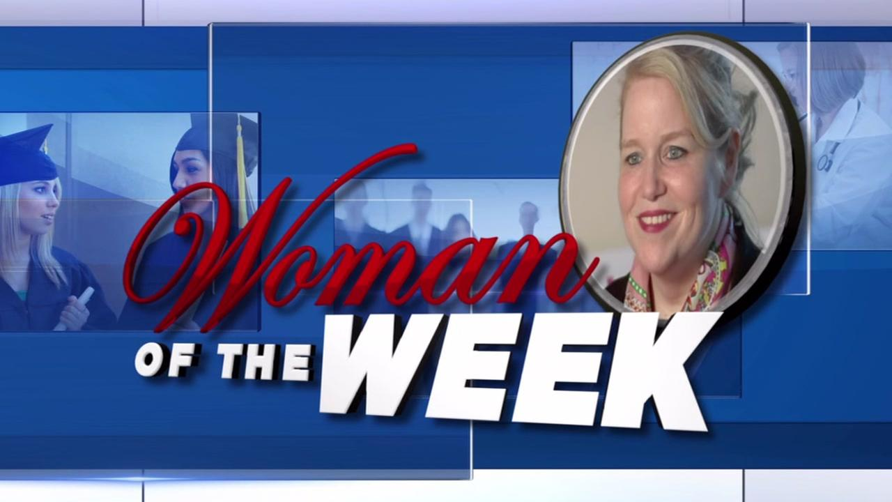 Katie Mehnert is ABC13s Woman of the Week
