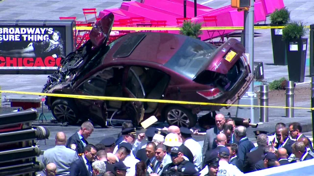 What we know about the Times Square driver
