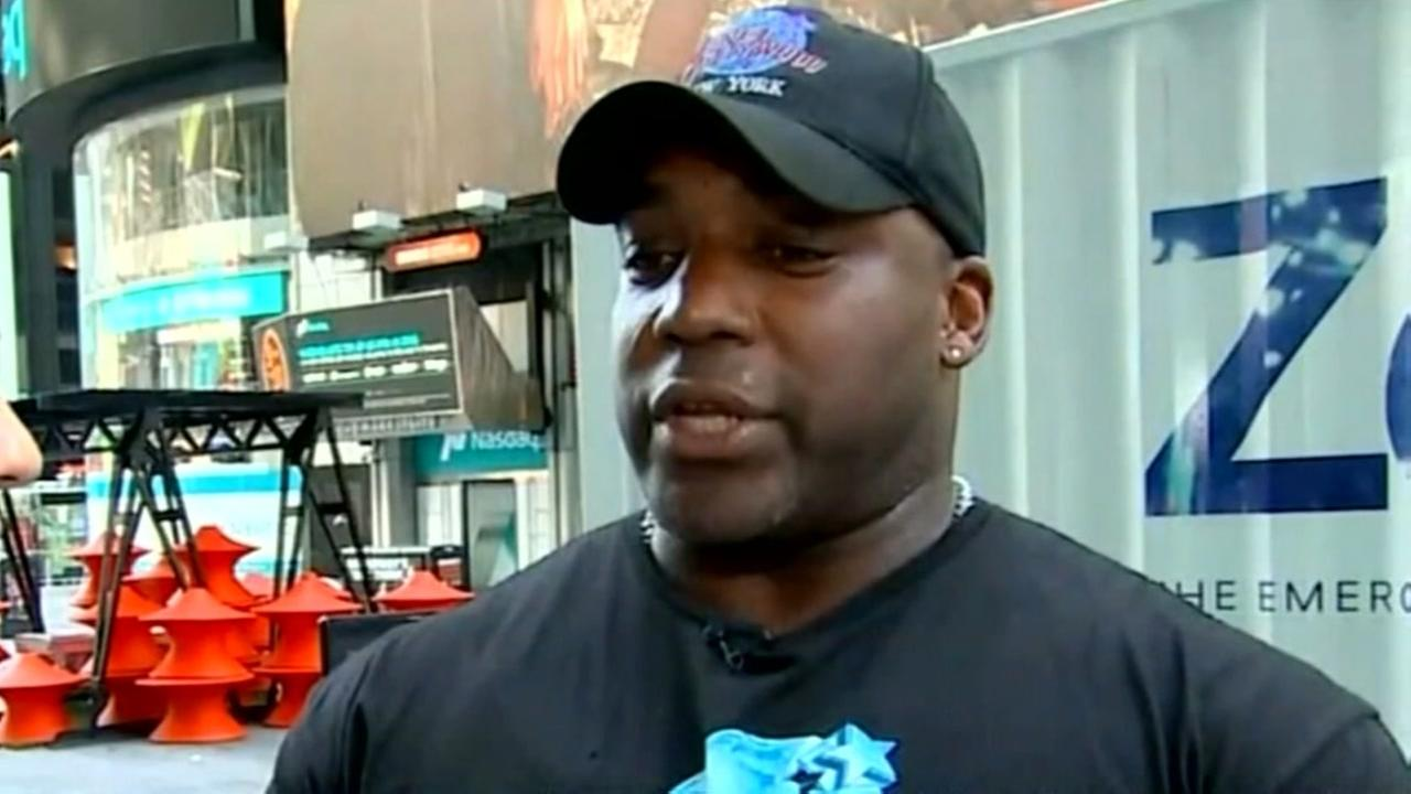 Good Samaritans tackle deadly Times Square crash driver