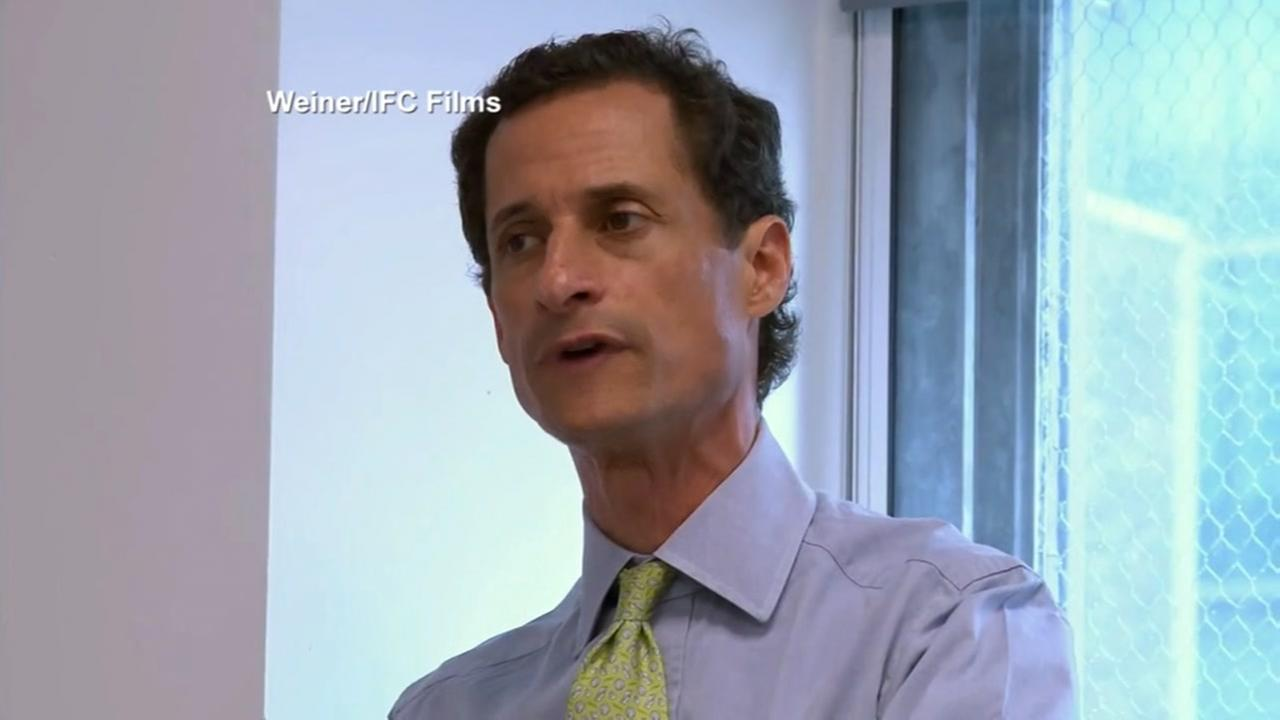 Former US Rep. Anthony Weiner faces charges in sexting case