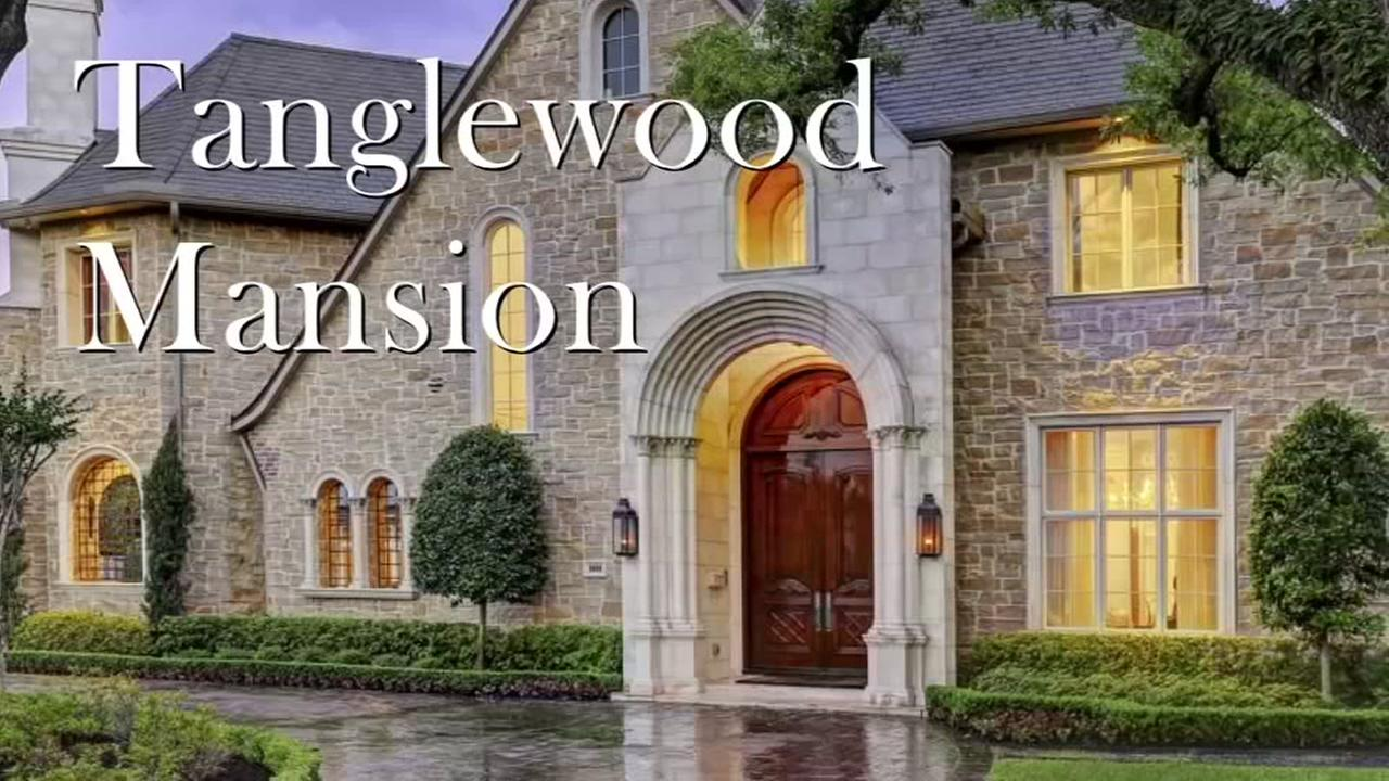 Massive mansion in Tanglewood offers indoor and outdoor elegance