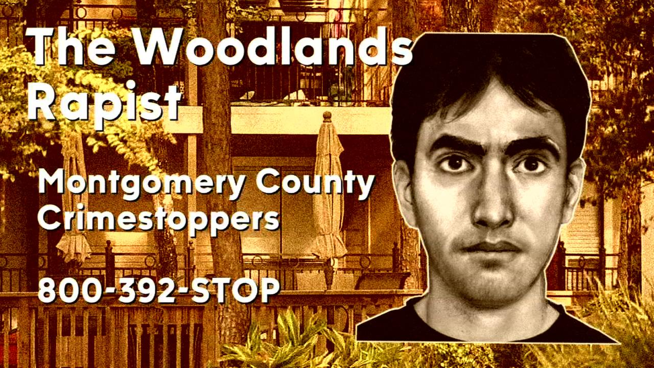 Timeline of terror: The Woodlands rapist cases