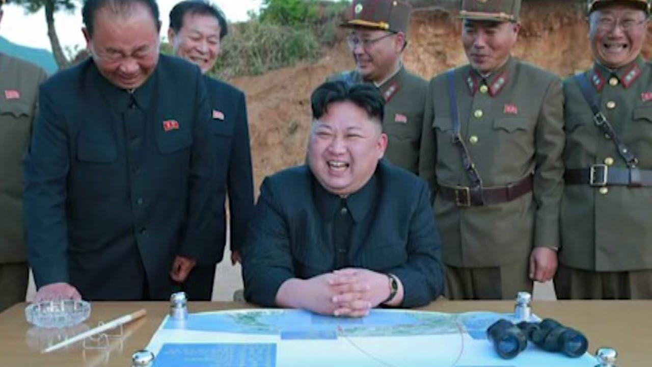 North Korea launches medium-range ballistic missile